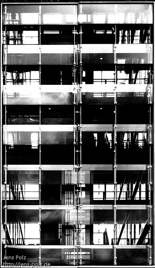 Stahl, Glas, Licht